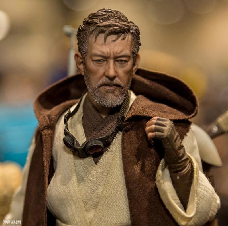Sideshow Star Wars Mythos Obi-Wan Kenobi Sixth Scale (2017)  M0311