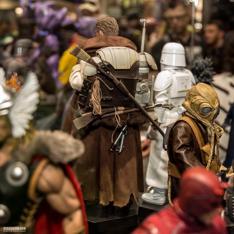 Sideshow Star Wars Mythos Obi-Wan Kenobi Sixth Scale (2017)  M0510