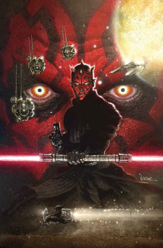 Marvel comics US Star Wars Darth Maul M05b10