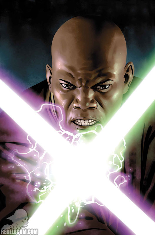 MARVEL US - Star Wars: Jedi of the Republic — Mace Windu Mace_w11