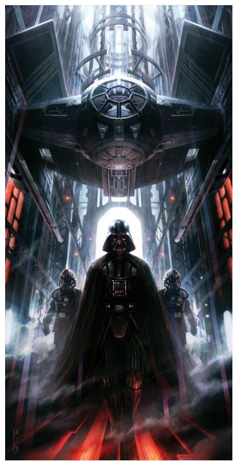 Artwork Star Wars - ACME - Machines of Dominion Machin10