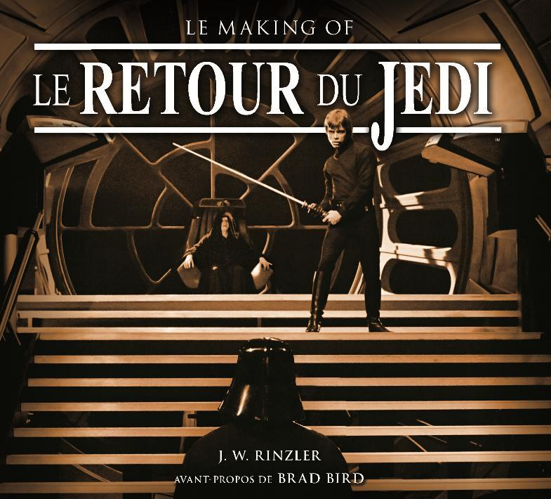 The Making of Return of the Jedi - Le Retour du Jedi Making10