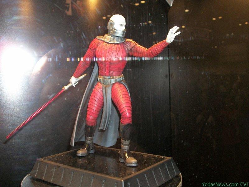 Gentle Giant - Darth Malak -  Maquette - Statue Malak010