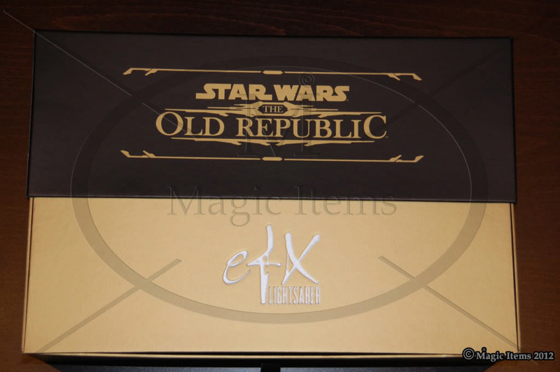 eFX - Star Wars - The Old Republic - Master ORGUS Lightsaber - Page 2 Master10