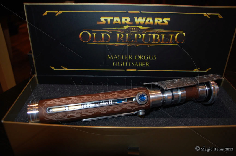 eFX - Star Wars - The Old Republic - Master ORGUS Lightsaber - Page 2 Master11