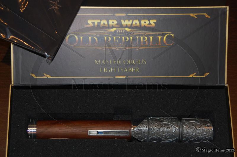 eFX - Star Wars - The Old Republic - Master ORGUS Lightsaber - Page 2 Master16