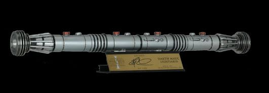 eFX Legend Edition - Darth Maul Lightsaber Maulsa10