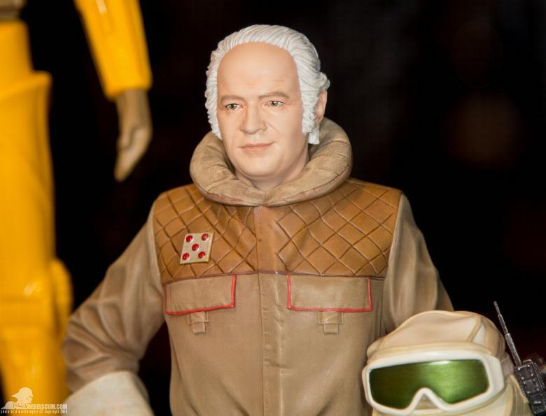 Gentle Giant - General McQuarrie Celebration Exclu Mini Bust Mcq_ge15