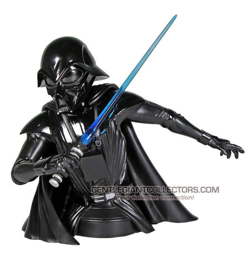 Gentle Giant - Darth Vader McQuarrie Concept Mini Bust Mcquar13