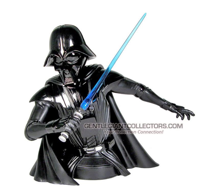 Gentle Giant - Darth Vader McQuarrie Concept Mini Bust Mcquar14