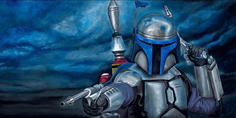 Artwork Star Wars - ACME - Merciless Mercil10