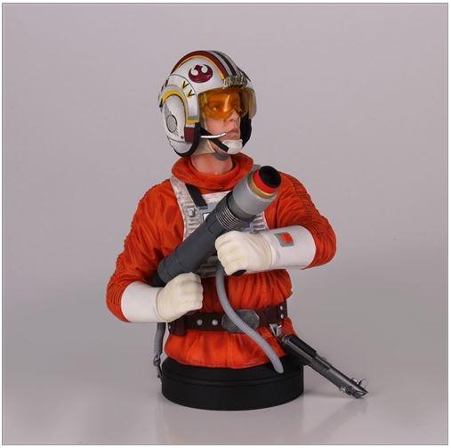 Gentle Giant - Luke Snowspeeder Pilot PGM Deluxe Mini Bust Minilu10