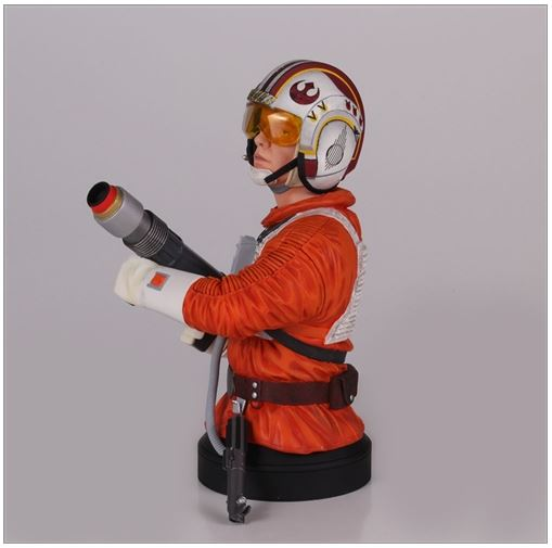 Gentle Giant - Luke Snowspeeder Pilot PGM Deluxe Mini Bust Minilu13