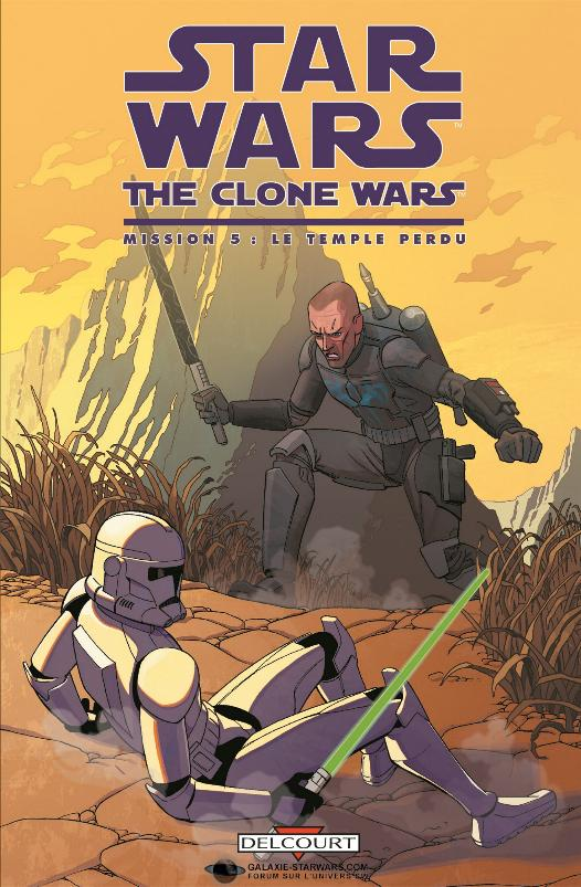 STAR WARS - THE CLONE WARS - Mission - Page 2 Missio10