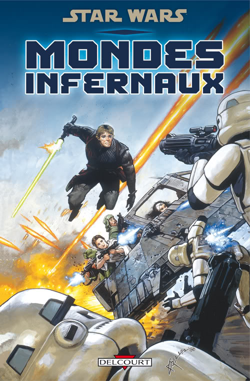 COLLECTION STAR WARS - INFINITIES/MONDES INFERNAUX Mondes10