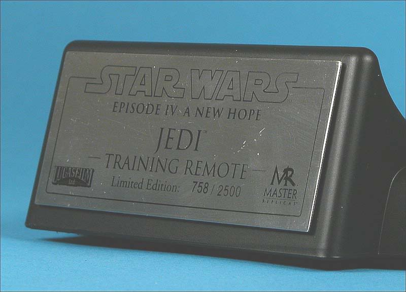 Master Replicas - Star Wars Ep IV - Jedi Training Remote Mr-jed19