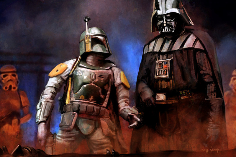 Artwork Star Wars - ACME - No Good To Me No_goo10