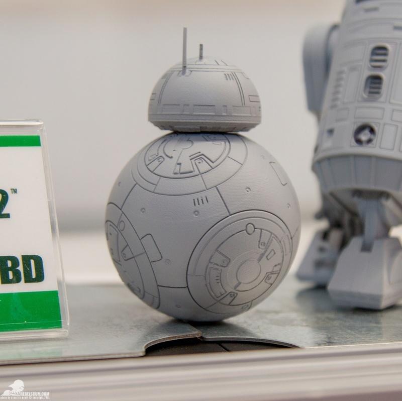 Kotobukiya Star Wars - C3PO,R2D2,BB8 ARTFX+ Statue Nycc-211