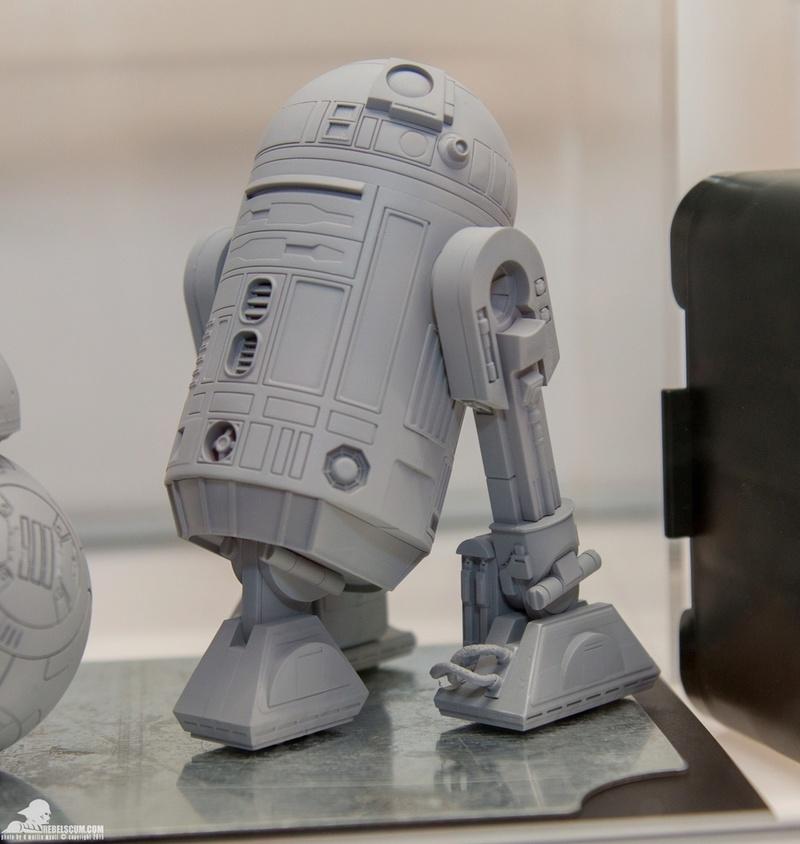 Kotobukiya Star Wars - C3PO,R2D2,BB8 ARTFX+ Statue Nycc-213