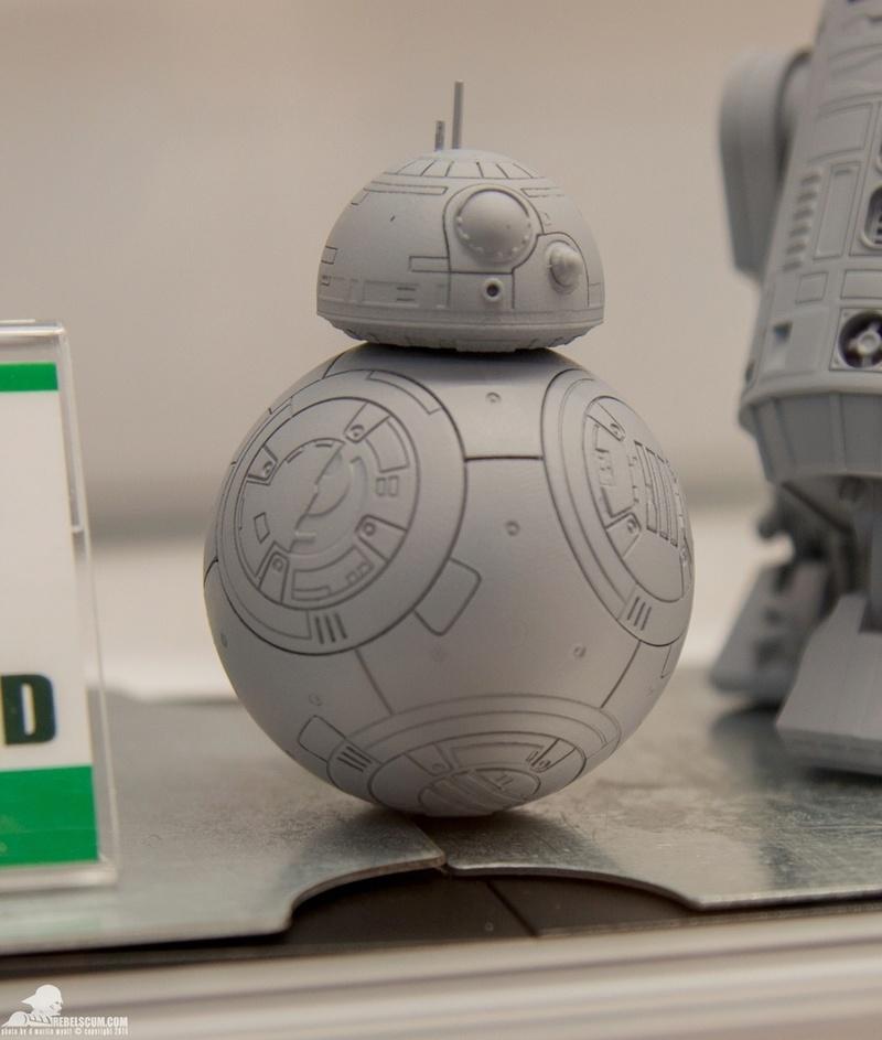 Kotobukiya Star Wars - C3PO,R2D2,BB8 ARTFX+ Statue Nycc-214
