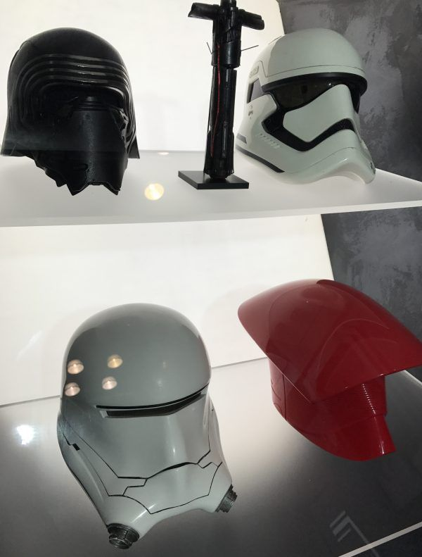 8 - Star Wars The Last Jedi EXPO NYCC 2017 Nycc2021