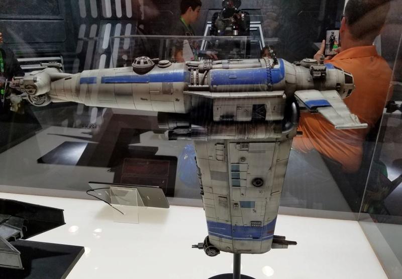8 - Star Wars The Last Jedi EXPO NYCC 2017 Nycc2029