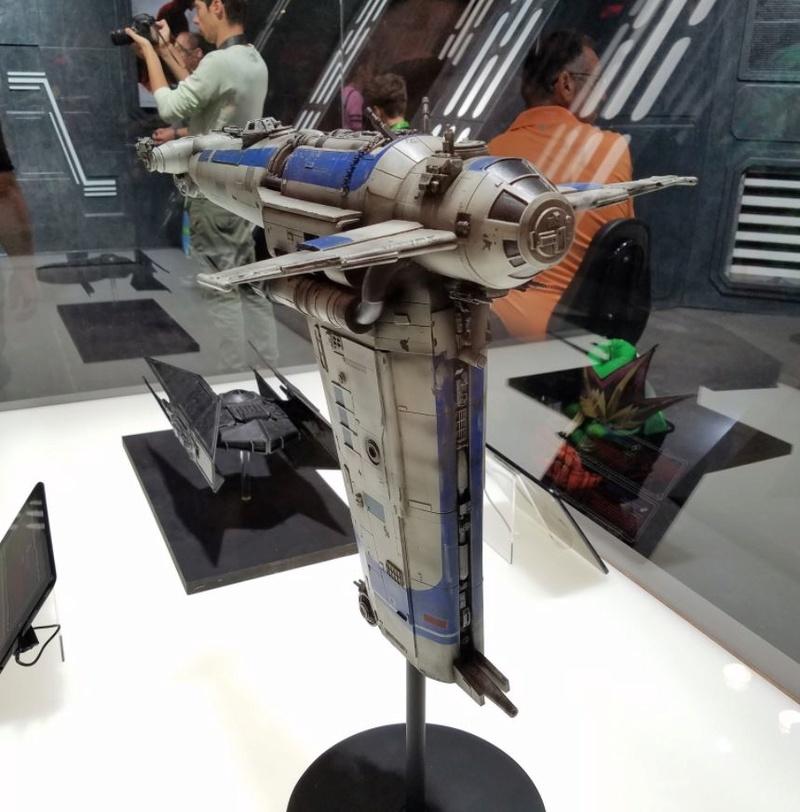 8 - Star Wars The Last Jedi EXPO NYCC 2017 Nycc2030