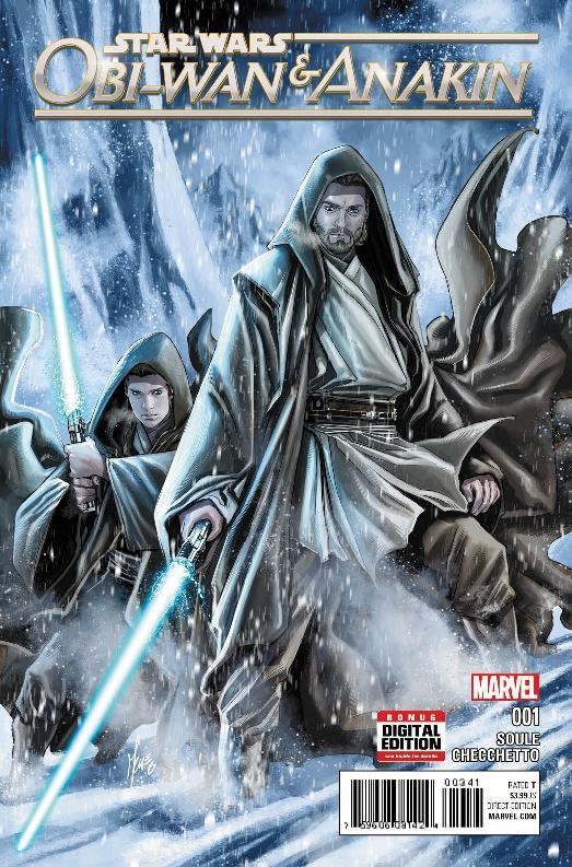 Marvel Comics US - Obi-Wan and Anakin O0110