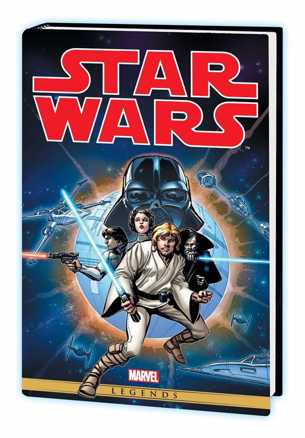 Marvel Comics US - Star Wars: The Original Marvel Years  O0111