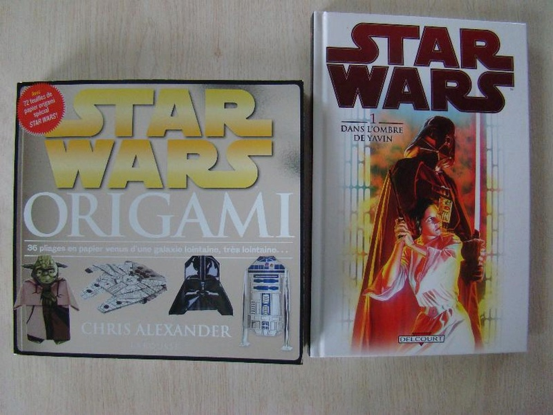 Star Wars Origami - Edition Larousse O0113