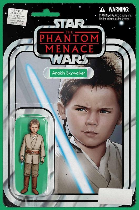 Marvel Comics US - Obi-Wan and Anakin O0210