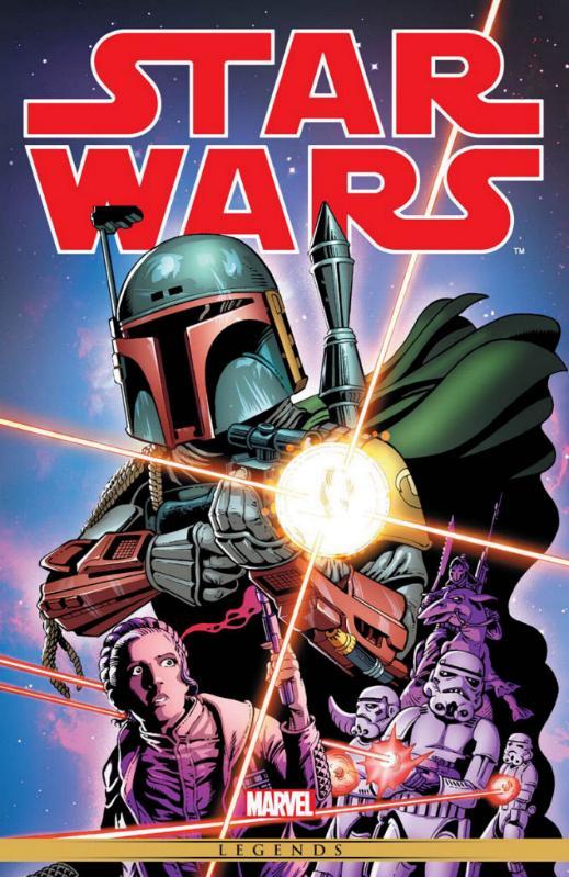 Marvel Comics US - Star Wars: The Original Marvel Years  O0212