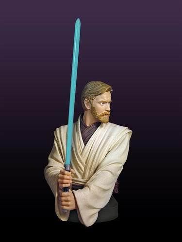 Gentle Giant - Star Wars Episode 3 Obi-Wan Kenobi Bust  Obi110