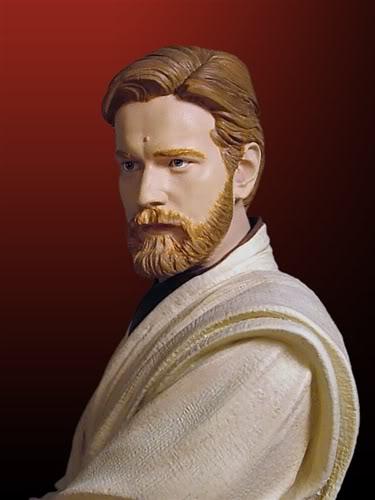 Gentle Giant - Star Wars Episode 3 Obi-Wan Kenobi Bust  Obi310