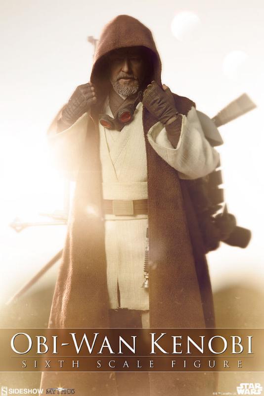 Sideshow Star Wars Mythos Obi-Wan Kenobi Sixth Scale (2017)  Obi_wa26