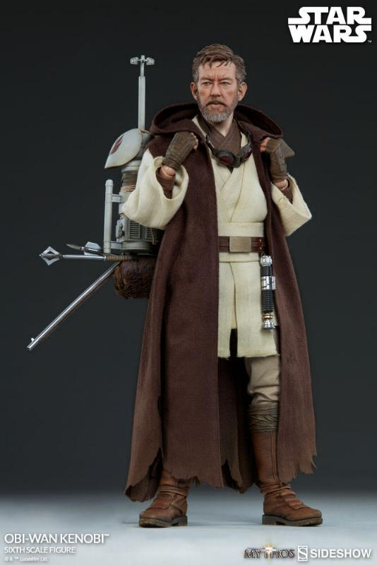 Sideshow Star Wars Mythos Obi-Wan Kenobi Sixth Scale (2017)  Obi_wa27