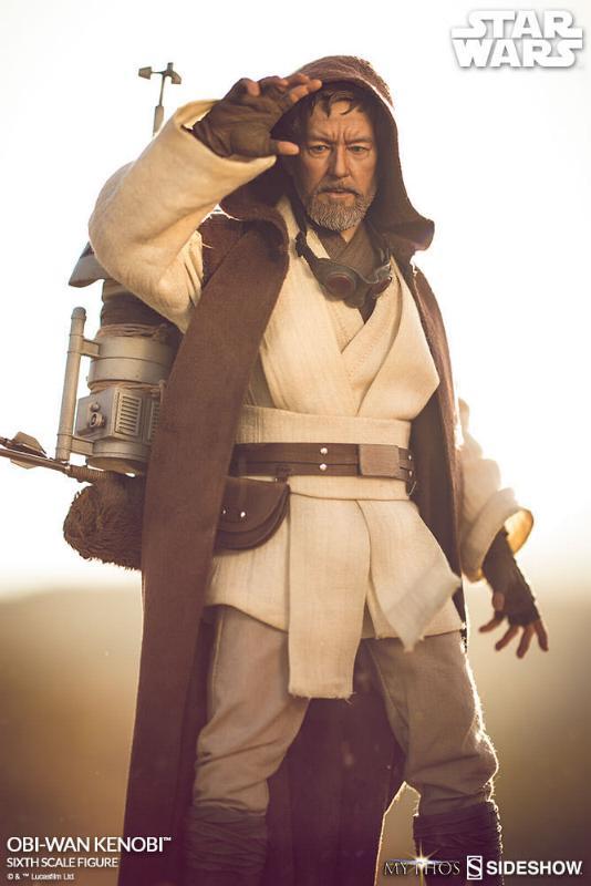 Sideshow Star Wars Mythos Obi-Wan Kenobi Sixth Scale (2017)  Obi_wa29