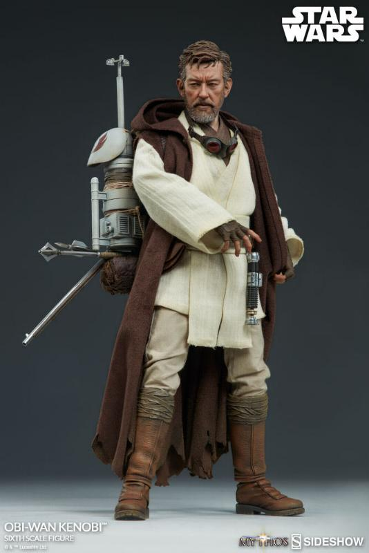 Sideshow Star Wars Mythos Obi-Wan Kenobi Sixth Scale (2017)  Obi_wa30