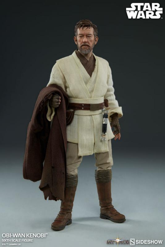 Sideshow Star Wars Mythos Obi-Wan Kenobi Sixth Scale (2017)  Obi_wa32