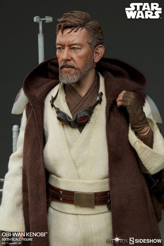 Sideshow Star Wars Mythos Obi-Wan Kenobi Sixth Scale (2017)  Obi_wa33