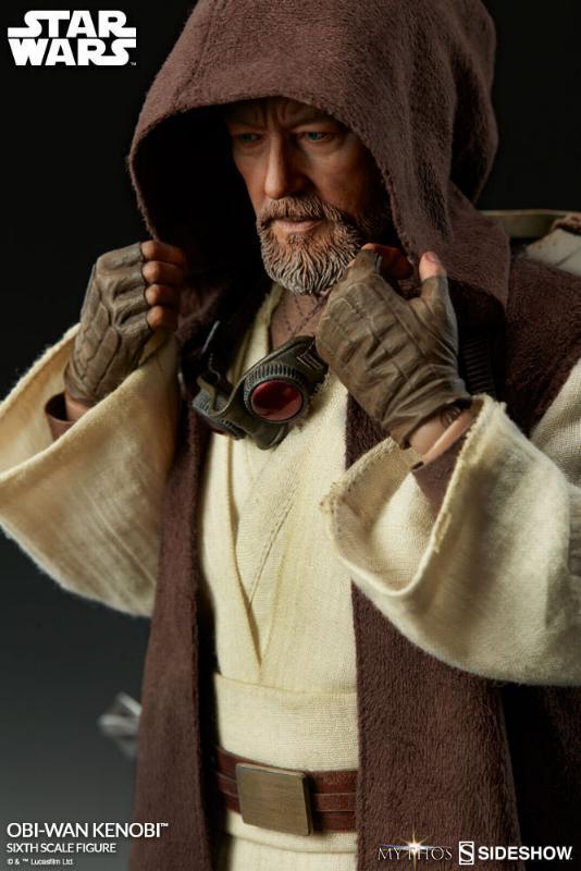 Sideshow Star Wars Mythos Obi-Wan Kenobi Sixth Scale (2017)  Obi_wa36