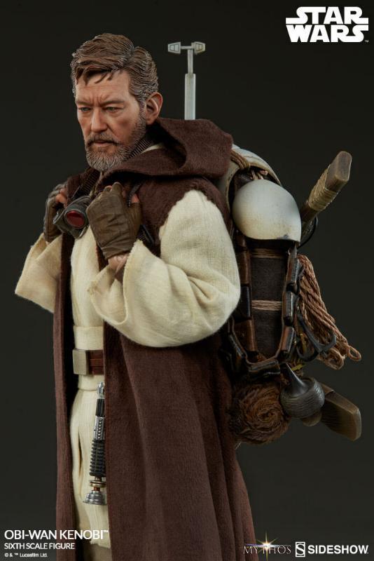 Sideshow Star Wars Mythos Obi-Wan Kenobi Sixth Scale (2017)  Obi_wa38