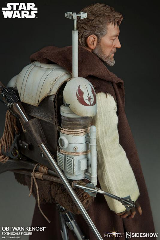 Sideshow Star Wars Mythos Obi-Wan Kenobi Sixth Scale (2017)  Obi_wa39