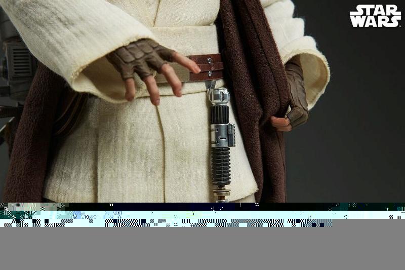 Sideshow Star Wars Mythos Obi-Wan Kenobi Sixth Scale (2017)  Obi_wa43