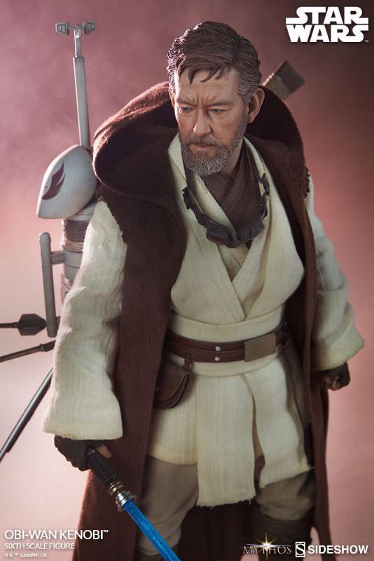 Sideshow Star Wars Mythos Obi-Wan Kenobi Sixth Scale (2017)  Obi_wa49