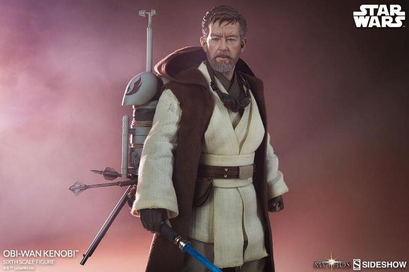 Sideshow Star Wars Mythos Obi-Wan Kenobi Sixth Scale (2017)  Obi_wa54