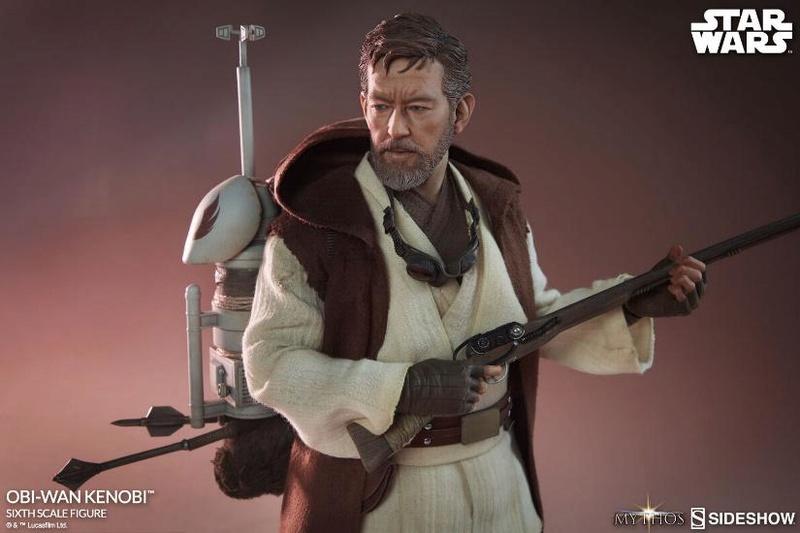 Sideshow Star Wars Mythos Obi-Wan Kenobi Sixth Scale (2017)  Obi_wa55