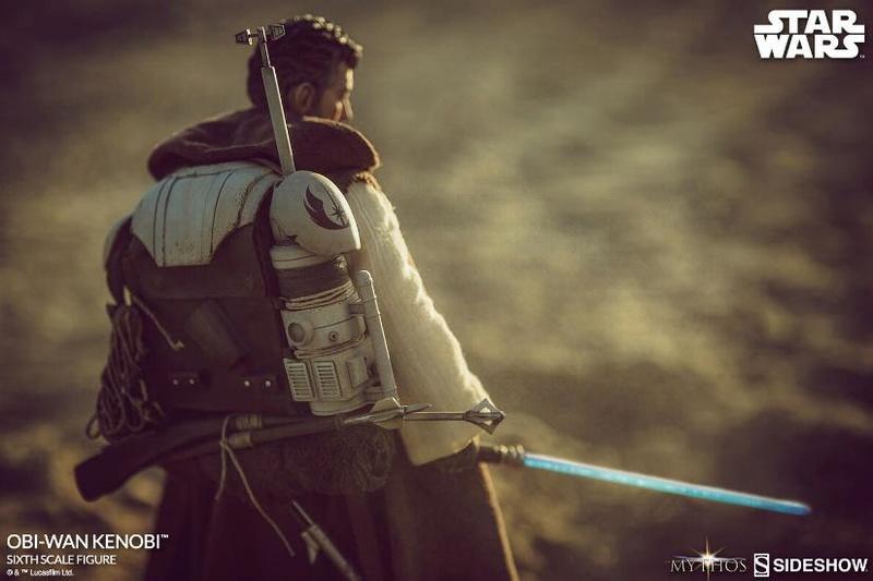 Sideshow Star Wars Mythos Obi-Wan Kenobi Sixth Scale (2017)  Obi_wa56