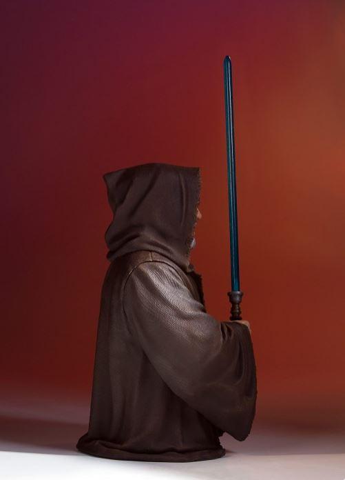 Gentle Giant PGM 2017 - Obi-Wan Death Star Duel Mini Bust  Obiwan15