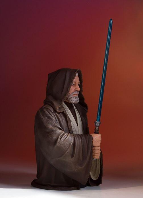 Gentle Giant PGM 2017 - Obi-Wan Death Star Duel Mini Bust  Obiwan16